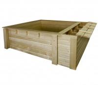 Trend Wood 220 Anbauschacht