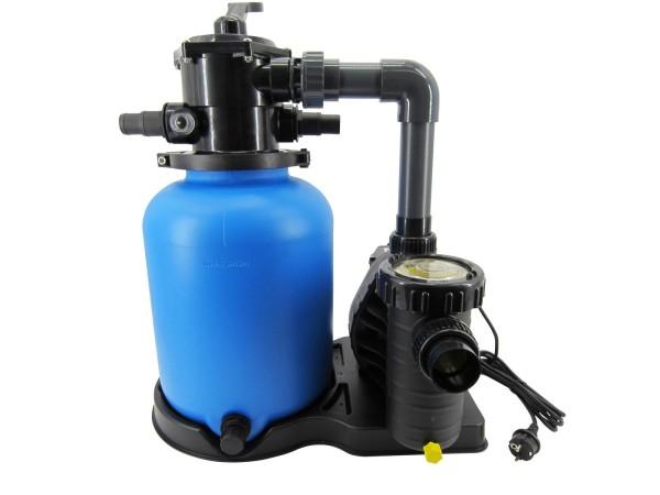 IQ 300 Premium Sandfilteranlage mit Aqua Plus 6