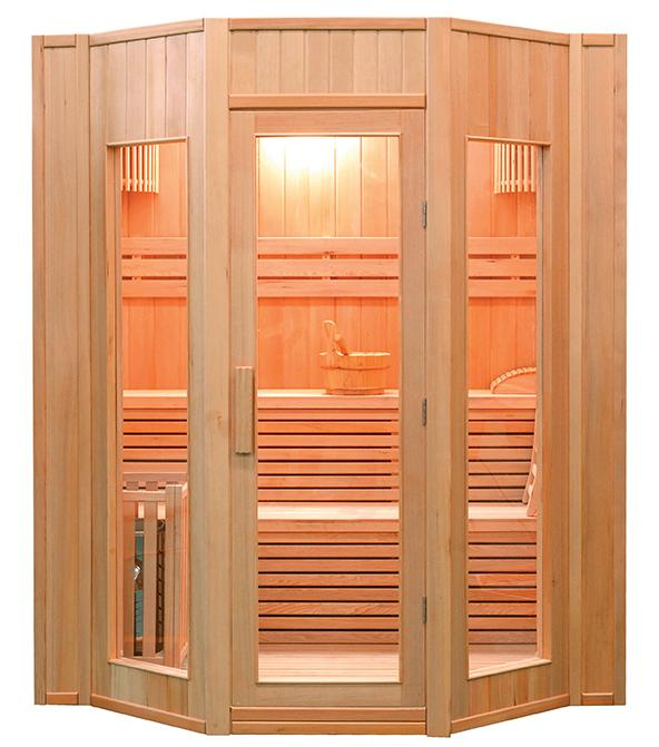 finnische sauna zen f r 4 personen g nstig kaufen. Black Bedroom Furniture Sets. Home Design Ideas