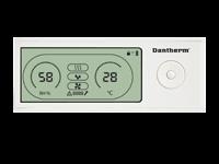 Dantherm drahtlose Fernbedienung für CDP 40-50-70 und 40T-50T-70T