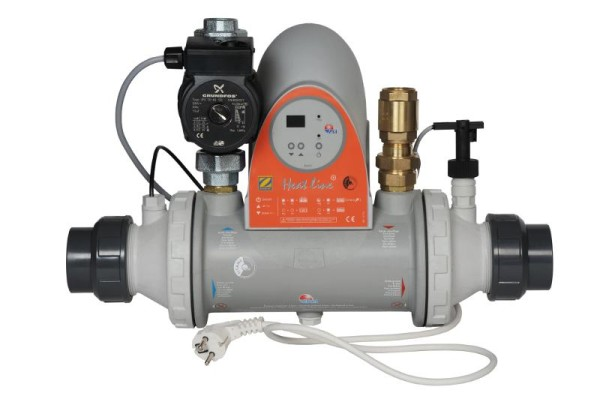 Zodiac Wärmetauscher PSA Heat Line Puls 20 kW