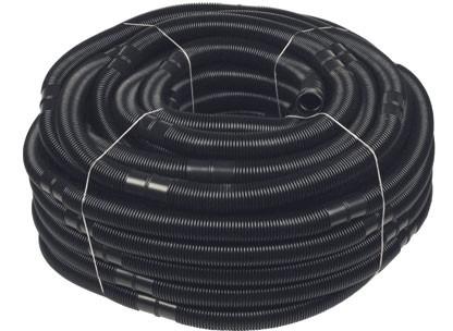 Solarschlauch d 38 mm schwarz 100,5 lfm