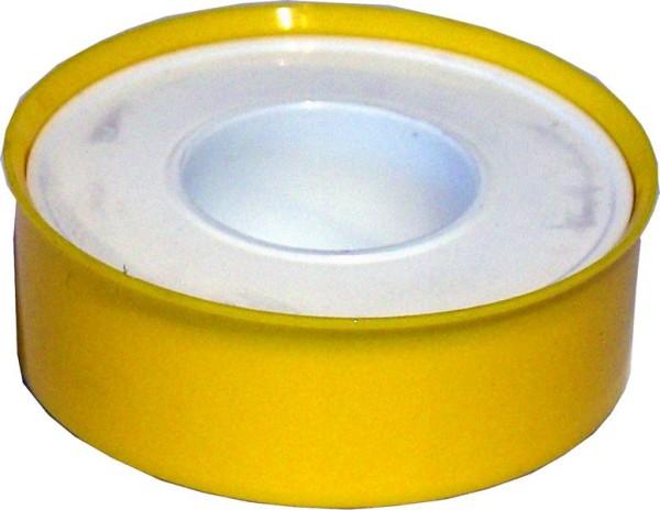 Teflonband 0,1mm, 9 lfm